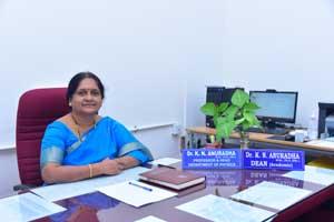 Dr. K. N. Anuradha