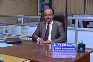 Dr. Prashanth C. R