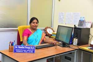 Dr. Nandini Prasad K S