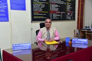 Dr. G.V. Jayaramaiah
