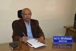 Prof N C Shivaprakash